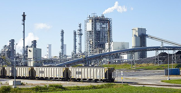 Duke Energy Edwardsport IGCC plant. Photo credit: Duke Energy