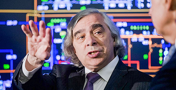 Ernest Moniz. Photo credit: Department of Energy.