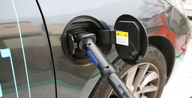 electric vehicle fast charger. Photo credit: Pxhere