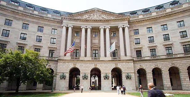 EPA headquarters in Washington. Photo credit: Federal Privacy Council.