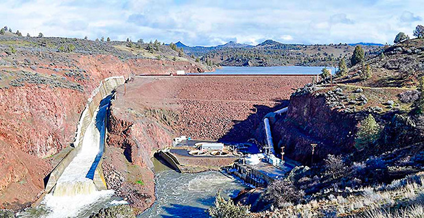 PacifiCorp's Iron Gate Dam