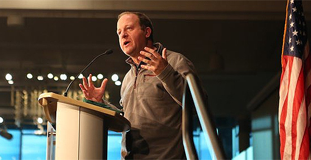 Rep. Jared Polis (D-Colo.). Photo credit: @PolisForCO/Twitter