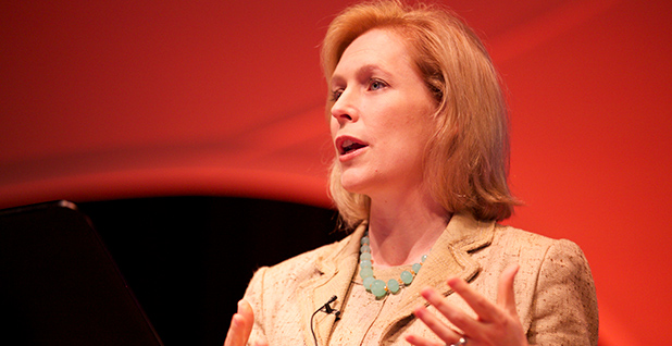 Kirsten Gillibrand . Photo credit: personaldemocracy/Flickr