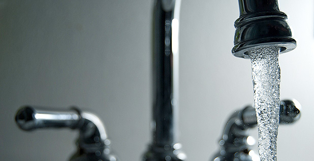 Water faucet. Photo credit: Steve Johnson/Flickr