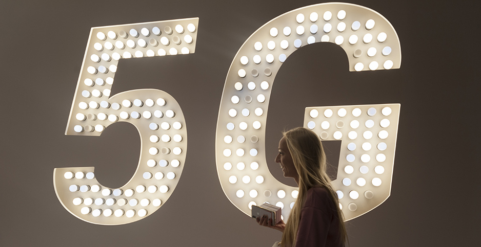 5G. Photo credit: Charlie/ZUMA Press/Newscom