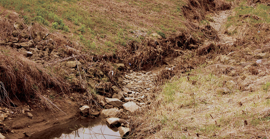 Ephemeral stream. Photo credit: U.S. Geological Survey