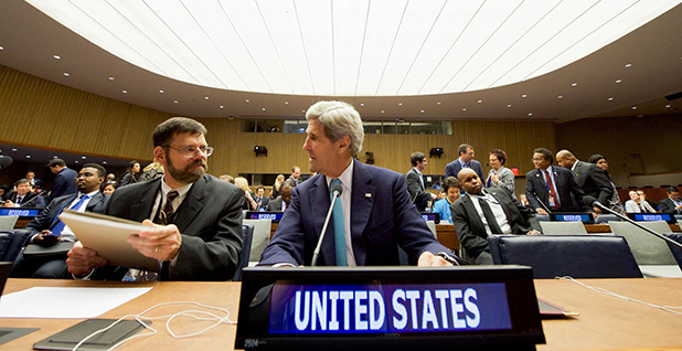 John Kerry. Photo credit: Department of State/Flickr