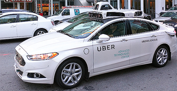 Uber self driving car. Photo credit: Diablanco/Wikipedia