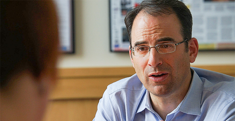 Colorado Attorney General Phil Weiser. Photo credit: Phil Weiser Campaign