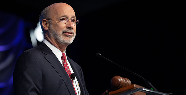 Tom Wolf. Photo credit: Governor Tom Wolf/Flickr