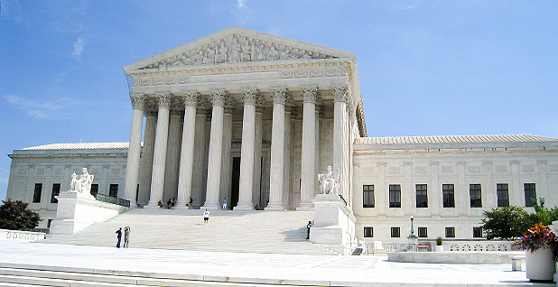 U.S. Supreme Court. Photo credit:Mark Fischer/Flickr