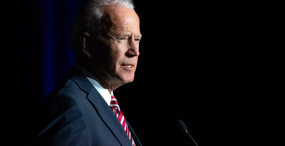 Joe Biden. Photo credit: Saul Loeb/AFP/AFP/Getty Images/Newscom