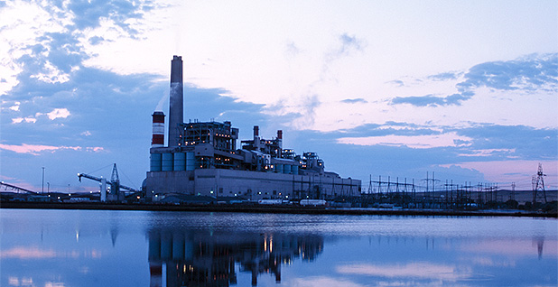 Dave Johnston power plant in Glenrock. Photo credit: PacifiCorp