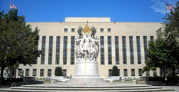 U.S. Court of Appeals for the District of Columbia Circuit. Photo credit: AgnosticPreachersKid/Wikipedia
