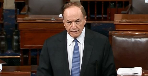 Senate Appropriations Chairman Richard Shelby (R-Ala.). Photo credit: C-SPAN