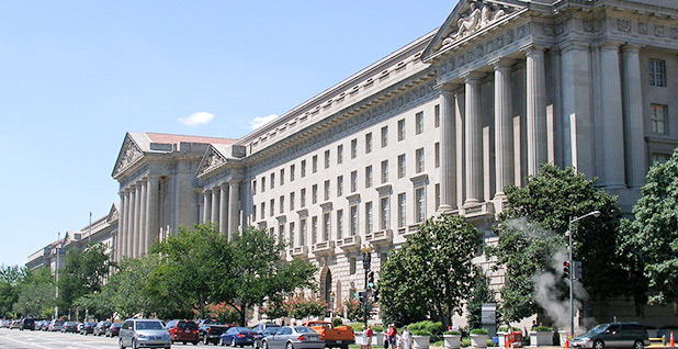 EPA headquarters. Photo credit: EPA/Wikipedia