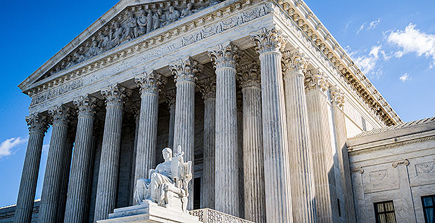 Supreme Court building. Photo credit: Phil Roeder/Flickr