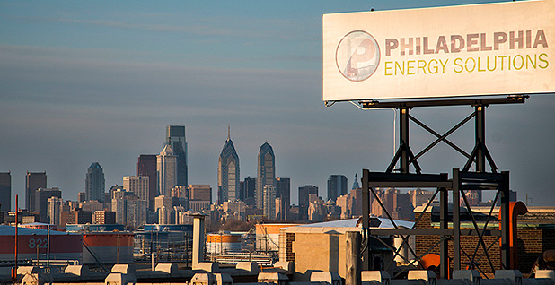 OIL AND GAS: EPA leaders helped bail out failed Philadelphia