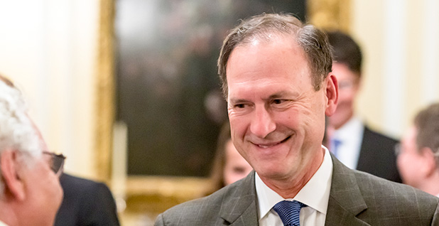 Supreme Court Justice Samuel Alito. Photo credit:  Embassy of Italy in the U.S/Flickr