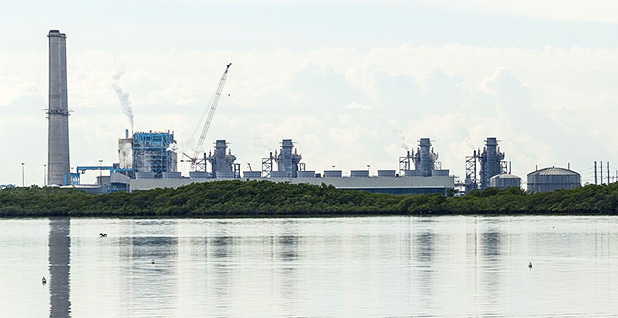 Turkey Point Generating Station. Photo credit: Acroterion/Wikipedia