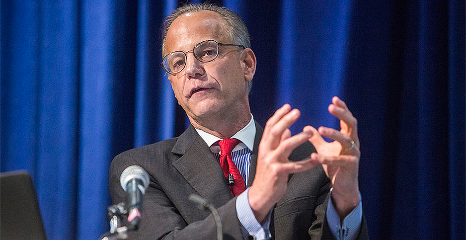 Scott Angelle, director of the BSEE. Photo credit: Offshore Technology Conference