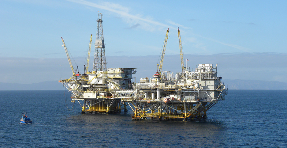Offshore drilling. Photo credit: Bureau of Safety and Environmental Enforcement/Flickr