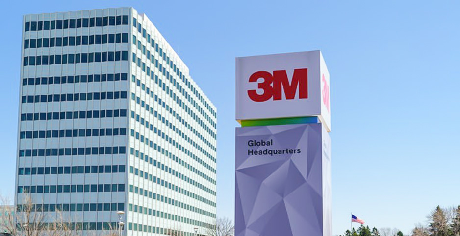 3M Building. Photo credit: Glen Stubbe/TNS/Newscom