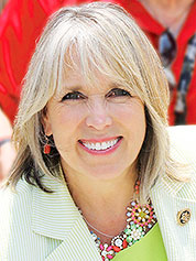 Michelle Lujan Grisham. Photo credit: Grisham/Facebook