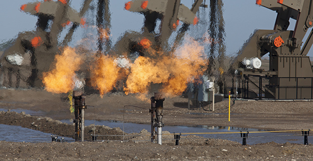 Natural gas. Photo credit: Jim West/agefotostock/Newscom