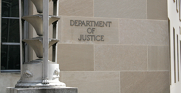 Department of Justice. Photo credit:Scott/Flickr