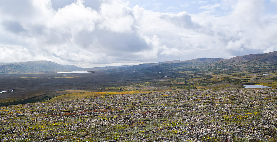 The proposed Pebble mine site in Alaska. Photo credit: Dylan Brown/E&E News