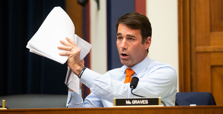 Rep. Garret Graves (R-La.). Photo credit: Francis Chung/E&E News