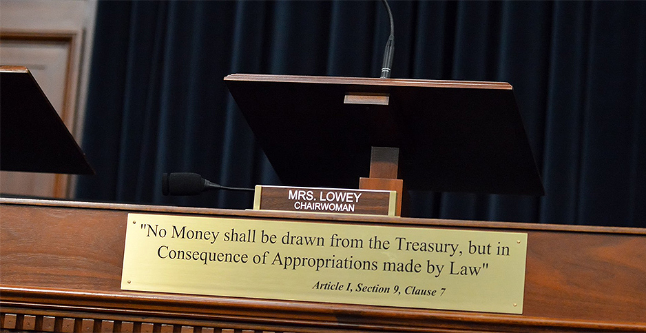 House Appropriations Committee. Photo credit: Appropriations Committee/Facebook