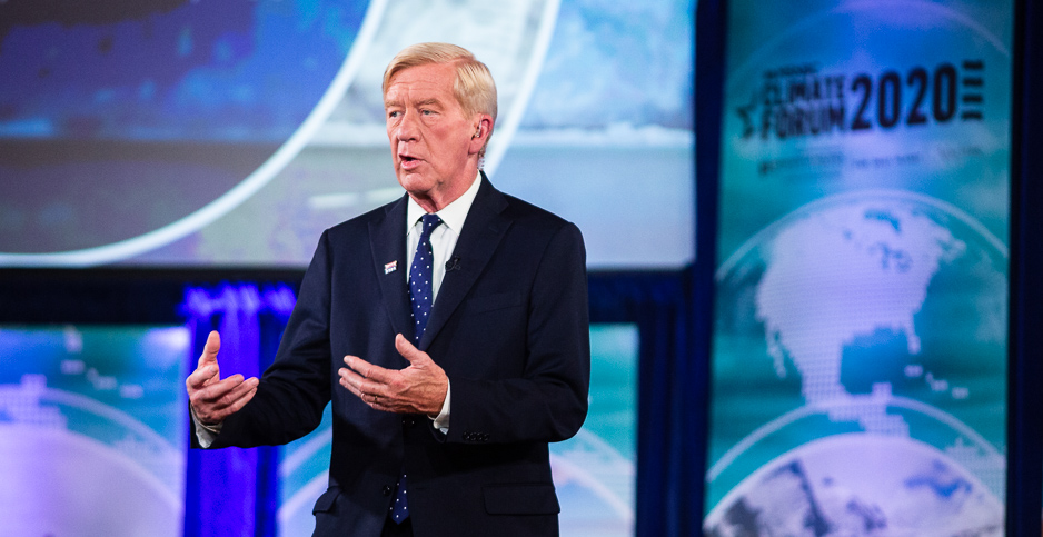 William Weld. Photo credit: Francis Chung/E&E News