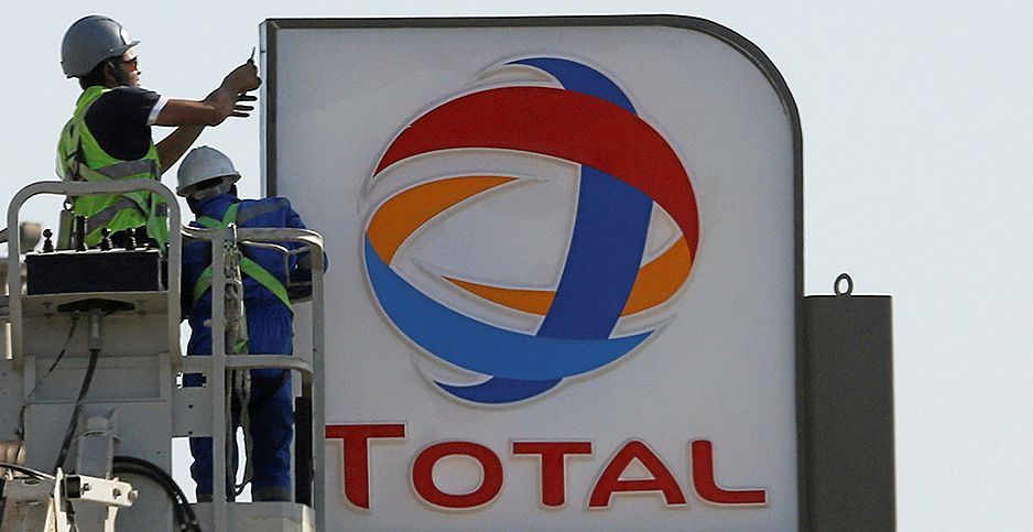 French energy firm Total SA. Photo credit: Amr Abdallah Dalsh/REUTERS/Newscom