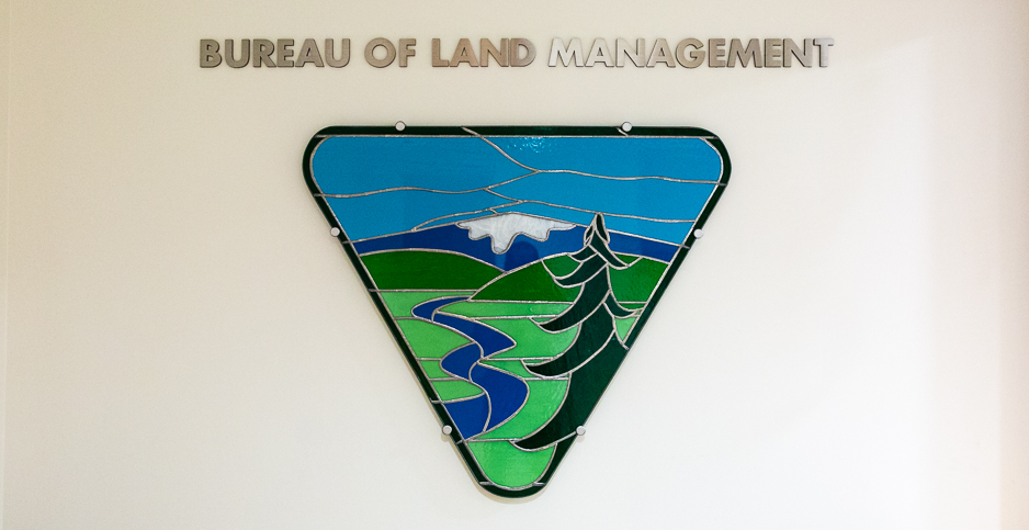 Bureau of Land Management offices. Photo credit: Francis Chung/E&E News