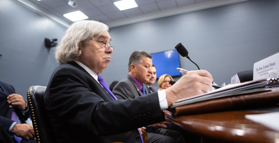 Ernest Moniz. Photo credit: Francis Chung/E&E News