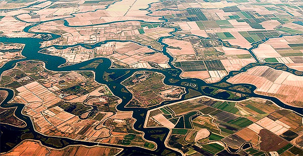Sacramento-San Joaquin River Delta. Photo credit: formulanone/Flickr