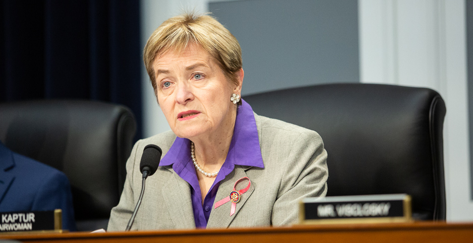 Rep. Marcy Kaptur (D-Ohio). Photo credit: Francis Chung/E&E News