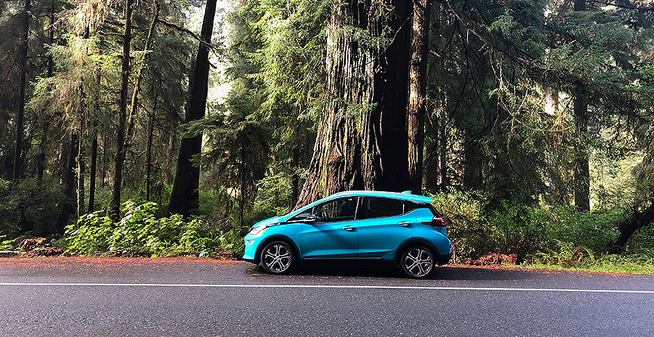 Chevy Bolt. Photo credit: David Ferris/E&E News