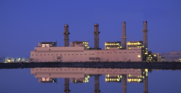 San Juan Generating Station. Photo credit: PNM Resources