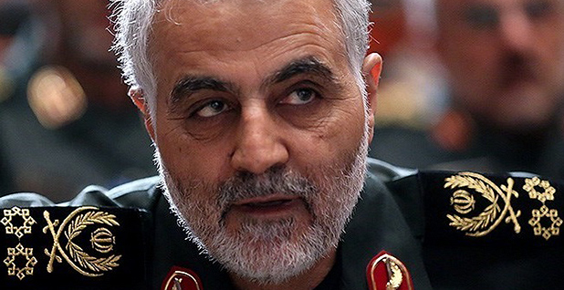 Qasem Soleimani. Photo credit: Mahmoud Hosseini/Wikimedia Commons