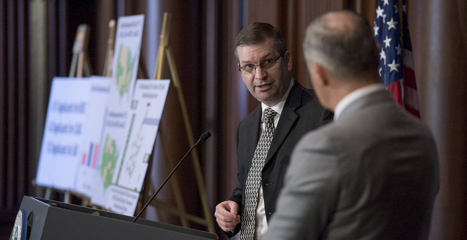 Michael Honeycutt is the chairman of EPA's Science Advisory Board. Photo credit: TCEQ/Twitter