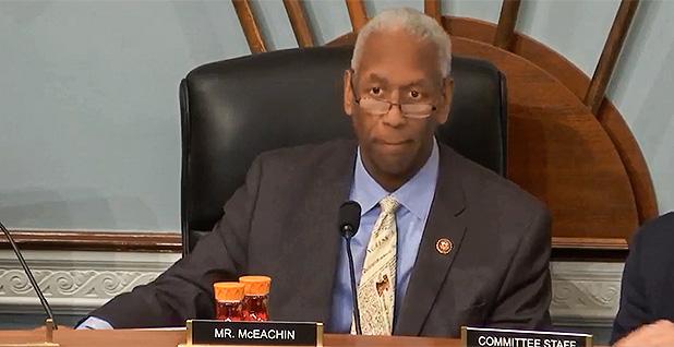 Rep. Don McEachin (D-Va.). Photo credit: House Natural Resources Committee