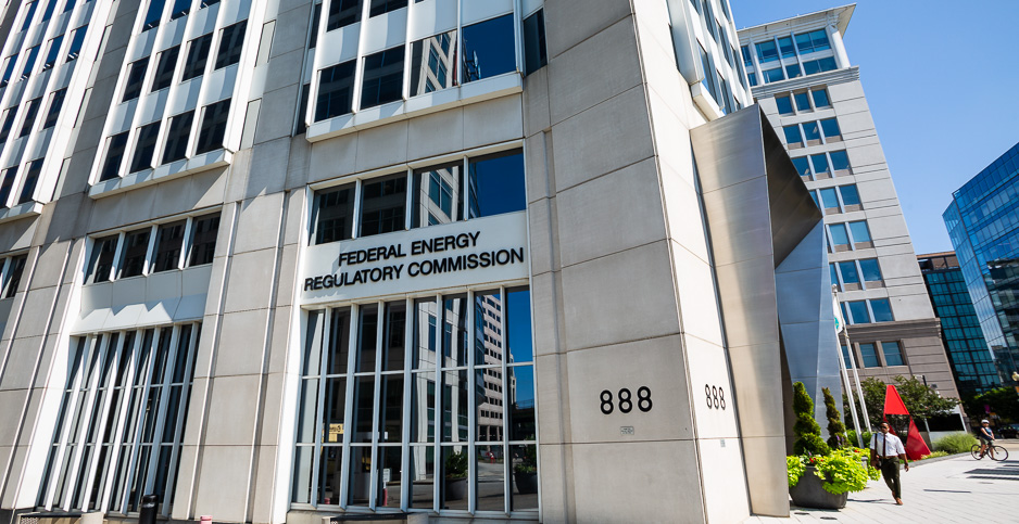 FERC headquarters. Photo credit: Francis Chung/E&E News