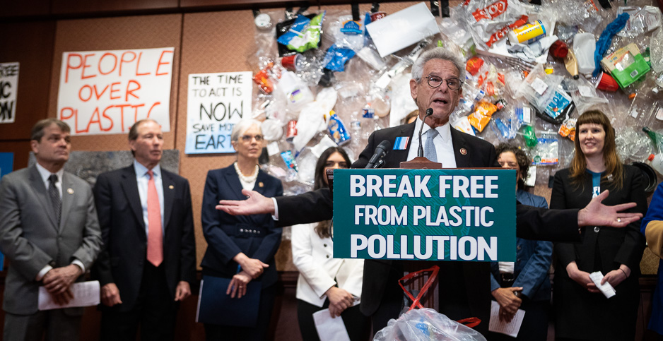 Rep. Alan Lowenthal (D-Calif.). Photo credit: Francis Chung/E&E News