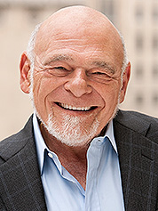 Sam Zell. Photo credit: Equity Group Investments
