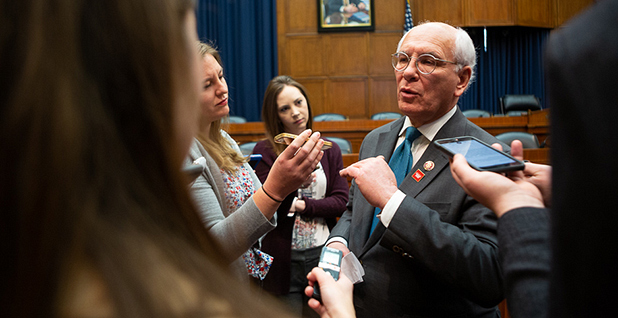 Rep. Paul Tonko (D-N.Y.). Photo credit: Francis Chung/E&E News
