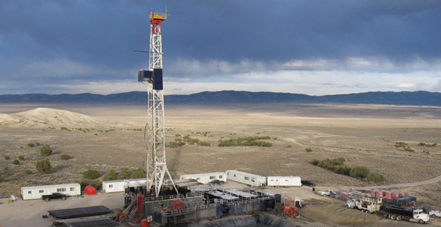 Nevada oil drill. Photo credit: Bureau of Land Management