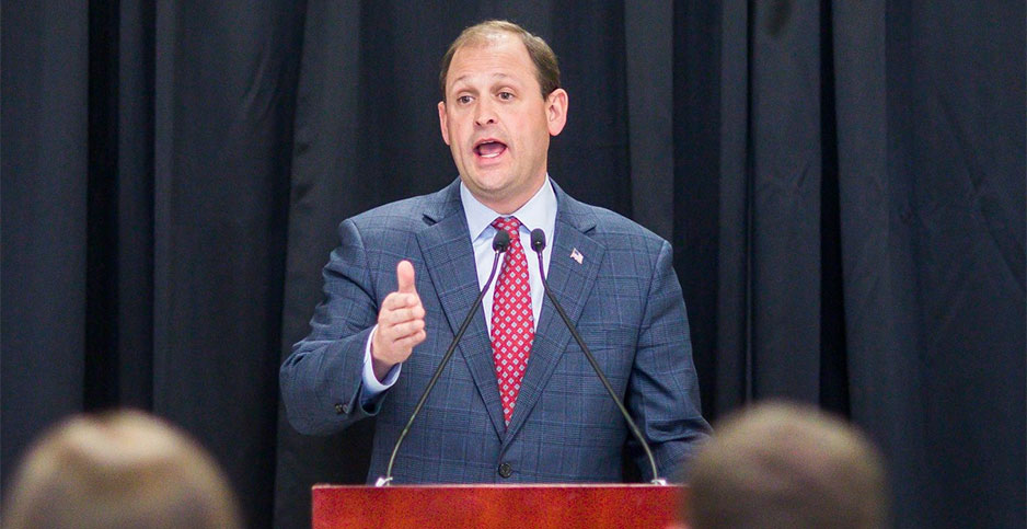 Rep. Andy Barr (R-Ky.). Photo credit: Barr/Facebook